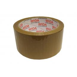 Taśma pakowa WIDA 48/66y (60m) brąz - 180 szt.