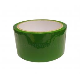 Taśma pakowa zielona 48/50y (45m)