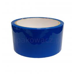 Taśma pakowa niebieska 48/50y (45m)