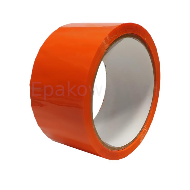 Taśma pakowa pomarańczowa 48/50y (45m)