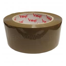 Taśma pakowa VIBAC 48/132y (120m) brąz - 36 szt.