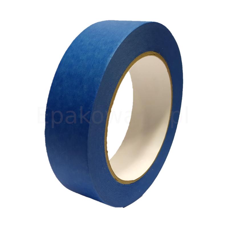 Taśma maskująca/malarska 30/50 niebieska BLUE