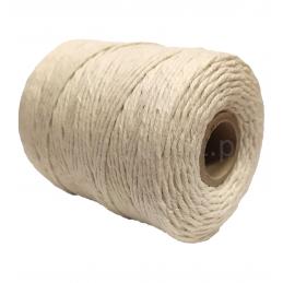 Sznurek bawełniany biały 250g (135mb)
