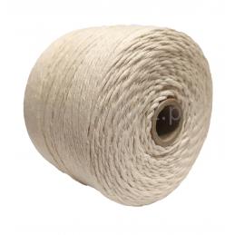 Sznurek bawełniany biały 500g (300mb)
