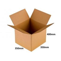 Karton klapowy 350x350x400 /60 szt./, 3w, 410g