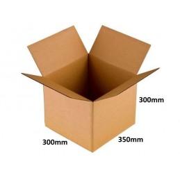 Karton klapowy 350x300x300 /80 szt./, 3w, 410g