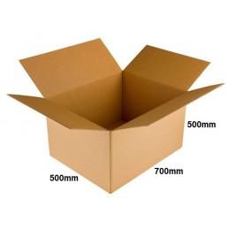 Karton klapowy 700x500x500 /20 szt./, 5w, 490g