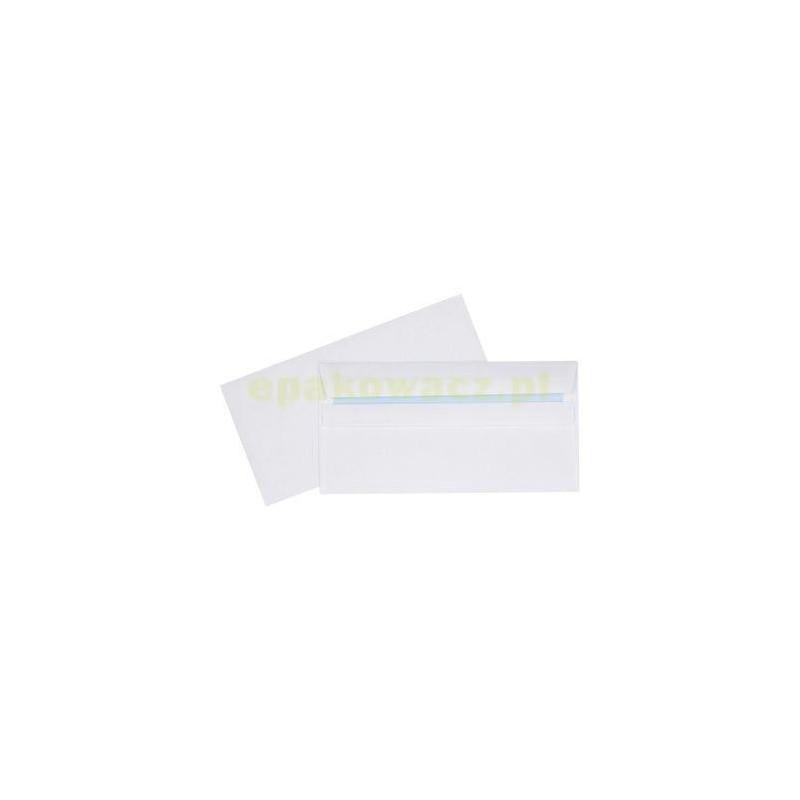 Koperty DL SK /110x220 mm/ białe (1000 szt.)