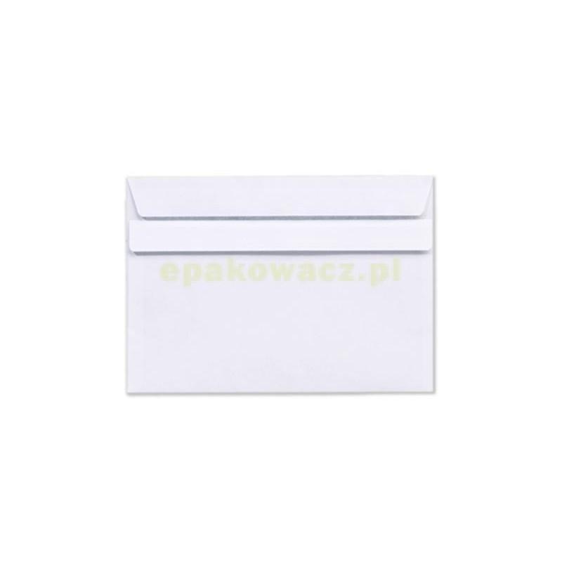 Koperty C6 SK /114x162 mm/ białe (50 szt.)
