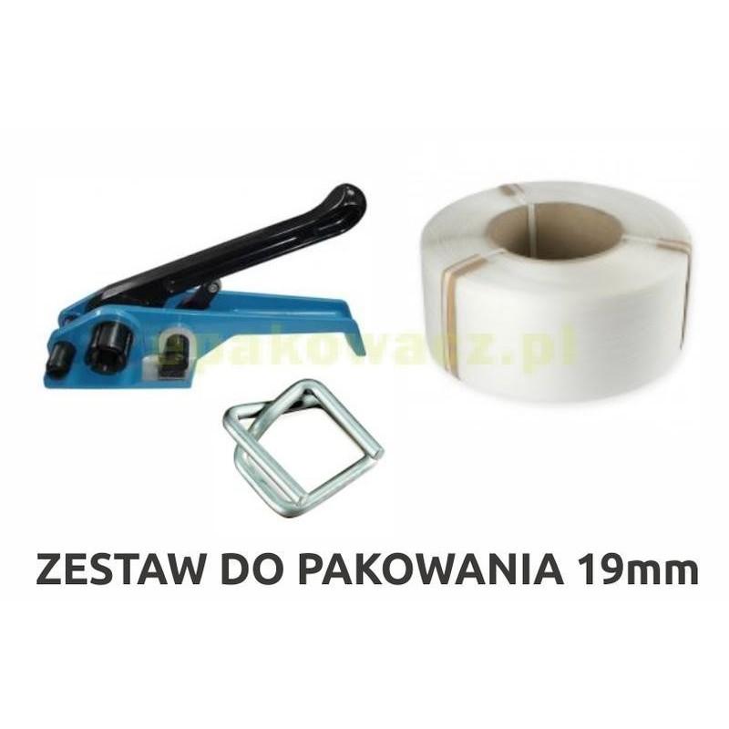 Zestaw do pakowania - TAŚMA 19mm